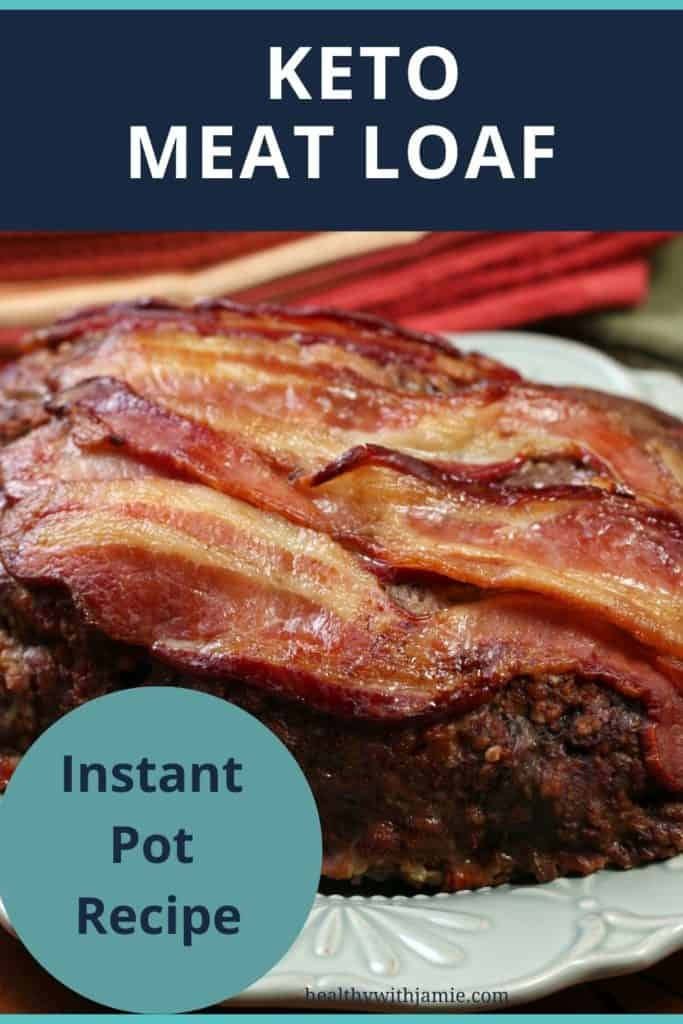 Keto Instant Pot Meatloaf Recipe Low Carb Gluten Free W Radishes Healthy With Jamie